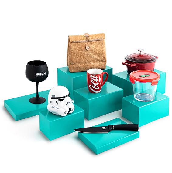 Productos personalizados para empresas