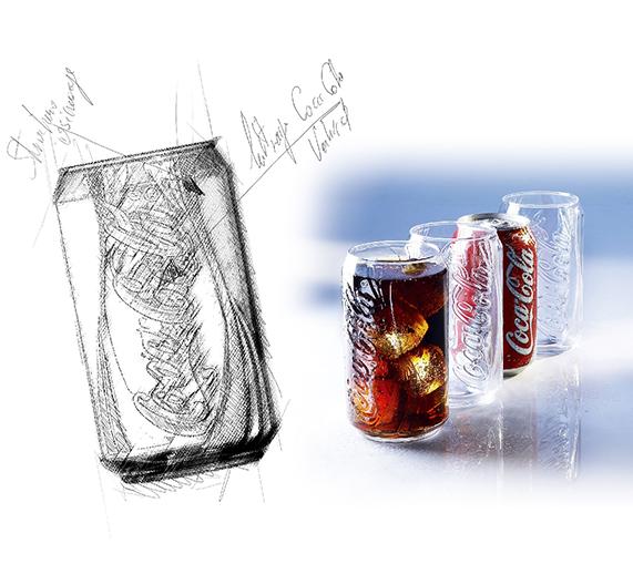 Promoción vasos Coca-Cola